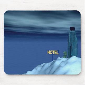 mountain resort mousepad