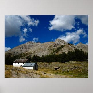 Mountain Retreat Posters