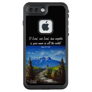 Mountain Road Scripture LifeProof FRĒ iPhone 7 Plus Case