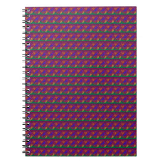Mountain Road Spiral Notebook