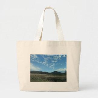Mountain Roadside Tote Bag