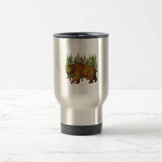 MOUNTAIN ROAM TRAVEL MUG
