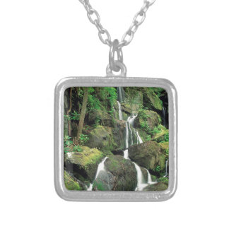 Mountain Roaring Fork Smoky Tennessee Pendant