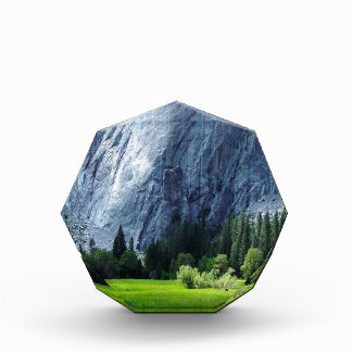 Mountain Rock Climbing Rockface Award