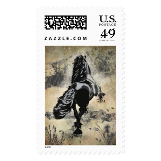 Mountain Rock High - Postage / Stamp
