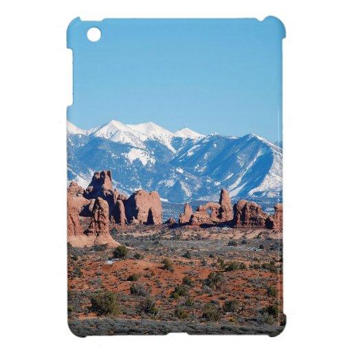 Mountain Rockys Desert Cover For The iPad Mini