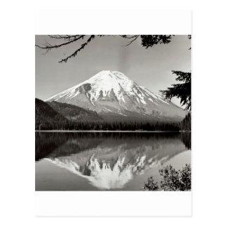 Mountain Saint Helens And Spirit Lake Postcard