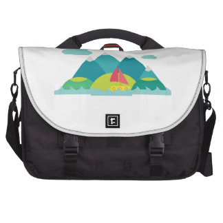 Mountain Scene Bags For Laptop