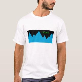 mountain scene night T-Shirt