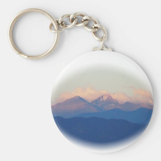 MOUNTAIN SCENE products Key Chain