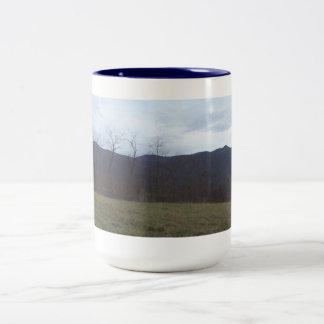 Mountain Scenery Mug