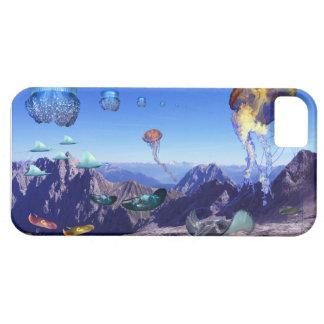 Mountain skate, Mountain Rays iPhone SE/5/5s Case