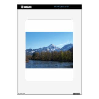 Mountain Skin For iPad