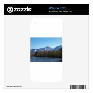 Mountain Skin For iPhone 4S