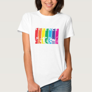 Mountain Sky Advanced Science class T-Shirt Female