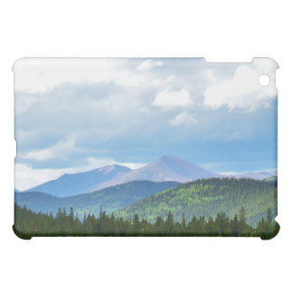 Mountain Skyline iPad Mini Cover