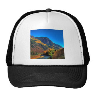 Mountain Spring Magnificent Beauty Trucker Hat