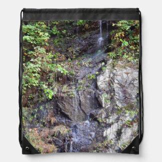 Mountain Spring Cinch Bag