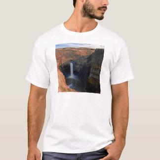 Mountain Sprung Leak Waterfall T-Shirt