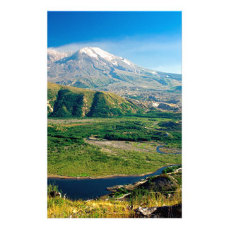 Mountain St Helens Stationery
