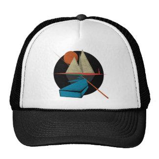 Mountain & Stars Trucker Hat