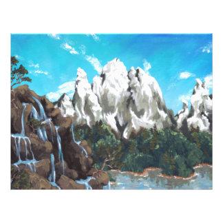 Mountain Steam Letterhead