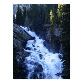 Mountain Stream Postcard