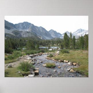 Mountain Stream Print