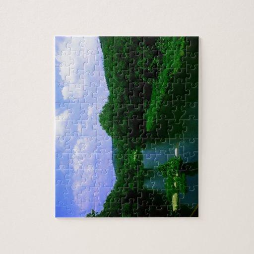Mountain Stream Puzzles