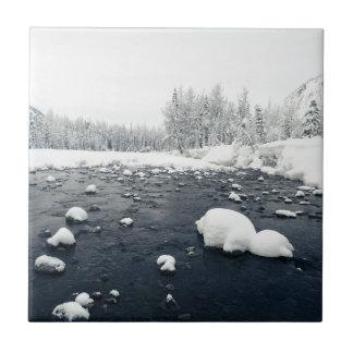 Mountain stream tiles