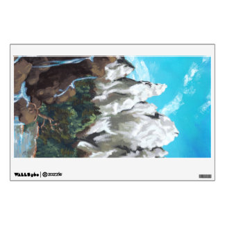Mountain Stream Wall Sticker