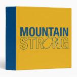 Mountain Strong Binder