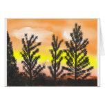 mountain-sunrise 1 greeting cards