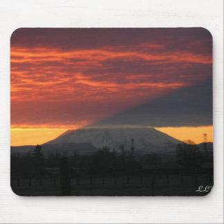 Mountain Sunrise-mousepad