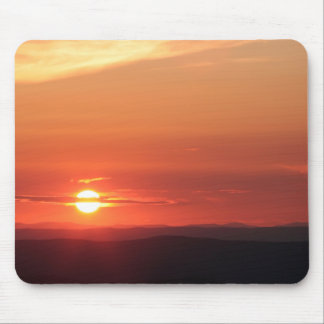 Mountain Sunset in the Shenandoah Mouse Pad