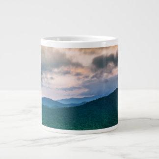 Mountain Sunset Large Coffee Mug