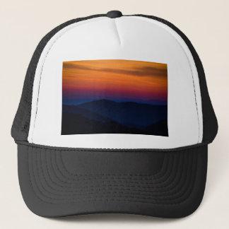 Mountain Sunset Trucker Hat