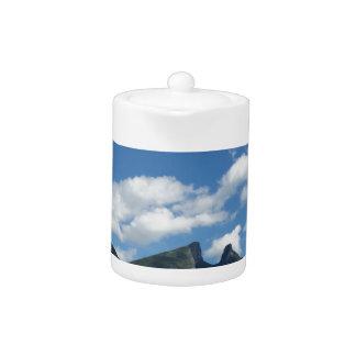 Mountain Teapot