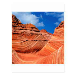 Mountain The Wave Paria Canyon Vermilion Postcard