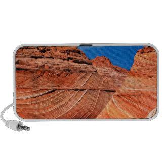 Mountain The Wave Paria Canyon Vermilion Portable Speakers