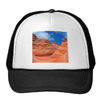 Mountain The Wave Paria Canyon Vermilion Trucker Hat