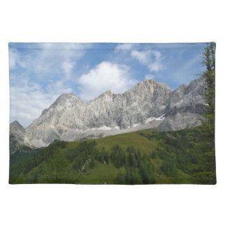 Mountain Time Cloth Placemat