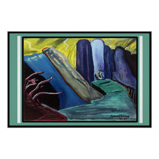 MOUNTAIN TOP Item#138/pos Posters