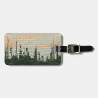 Mountain Top Tags For Luggage
