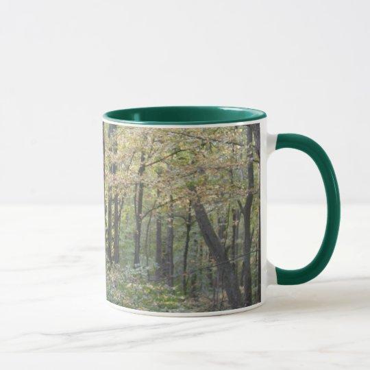 Mountain Trees Mug