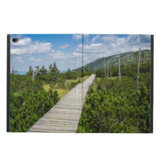 Mountain Tundra Wooden Path Landscape Powis iPad Air 2 Case