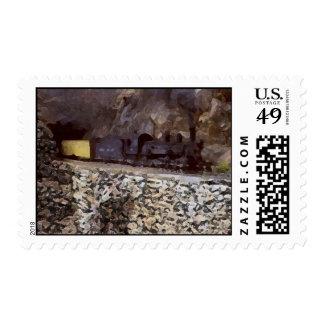 Mountain Tunnel Postage