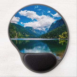 Mountain Valley Lake Gel Mouse Pad