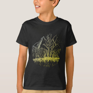 Mountain Valley Tree Mysteries T-Shirt