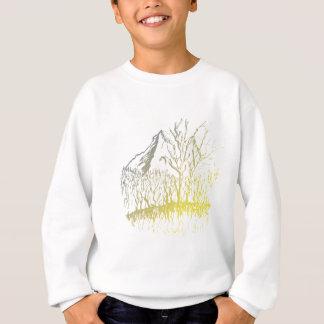 Mountain Valley Trees Sweatshirt